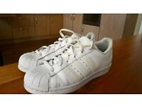Addidas trainers White Size 5