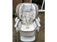 Chicco Polly High chair in excellent condition