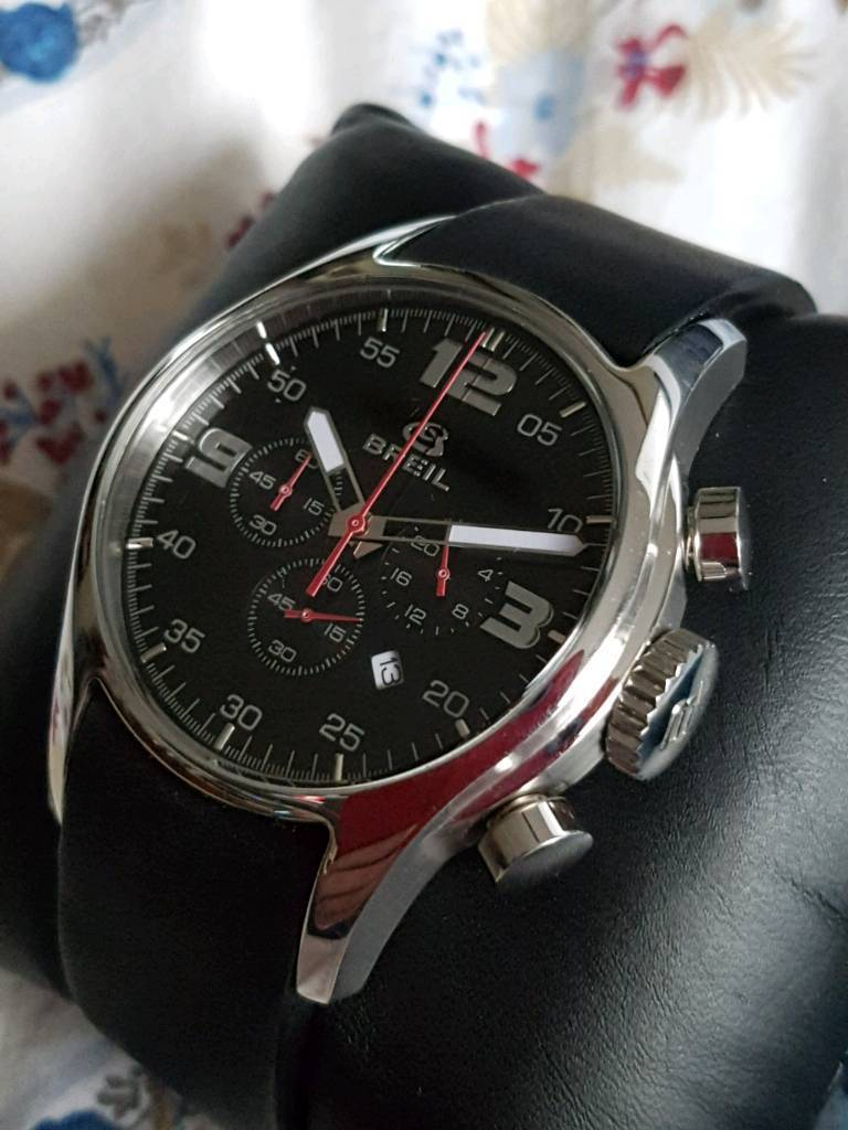 Breil Globe Watch 2519774090 This is an ex display model Awesome, half RRP pricein County AntrimGumtree - Breil Globe Watch 2519774090 This is an ex display model so there are no papers or original box, so im starting this auction at only £50, it will be supplied in a presentation box as shown in the pictures, this really is a fantastic watch and you...
