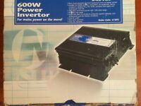 600 W Power Invertor
