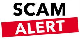 Caravan scammers