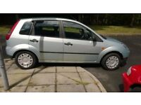 2004 Ford Fiesta 1.4 LX low miles 46000