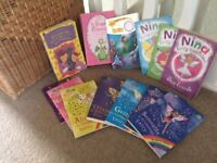Collection of girl's Books - Age 5+