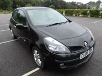 Renault Clio 1.2T 16v TCE ( a/c ) Dynamique 2008 64,000 miles