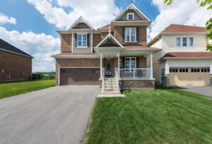 ALLISTON  New Tecumseth Real Model Home with Finished Basement
