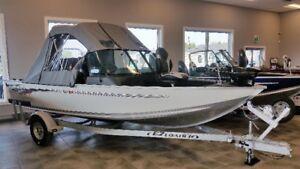 Brand New Aluma Craft Voyageur '' 175 SPORT '' SUMMER SALES EVEN