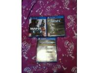 Fallout 4 and The Division Ps4