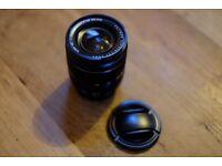 Fujifilm (Fuji) X-mount XF 18-55mm f2.8-4.0 R LM OIS lens VGC