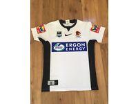 Rare Brisbane broncos 20th season away shirt