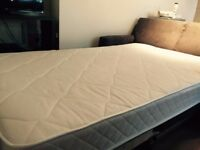Perfect double mattress (120*190) bought on November 2016.
