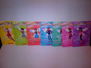 "Rainbow Fairy ""The Superstar Fairies Collection"" Set of 7 Books!"