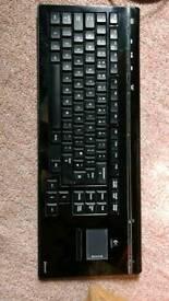 Logitech Bluetooth Keyboard w/ touchpad