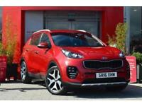 2016 Kia Sportage 1.6T GDi GT-Line 5 door [AWD] Petrol Estate