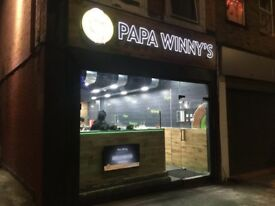 Business for sale (popular takeaway Holloway Road)
