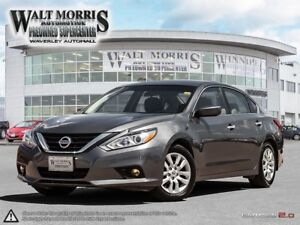 2016 Nissan Altima S: NO ACCIDENTS, LOCALLY OWNED, ONE OWNER