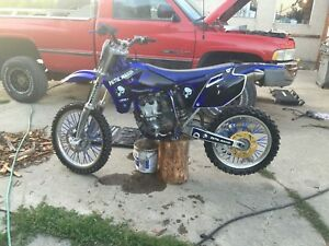2004 yz250f for trade.