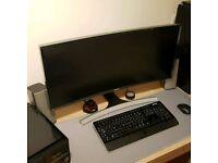 Samsung 34 inch SE790C ultrawide PC Monitor