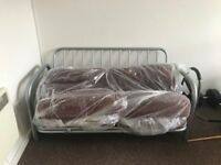 Brand New Brown Double Futon