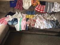 Age 1.5-2 years 25 item bundle mostly next