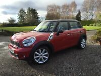 2014 MINI COOPER SD COUNTRYMAN 2.0 AUTOMATIC WITH CHILLI PACK