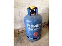 Empty Gas Bottle £15