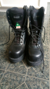 Bates steel toe work boots / safety boots brand new