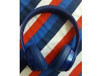 Beats Solo2 Headphones Blue