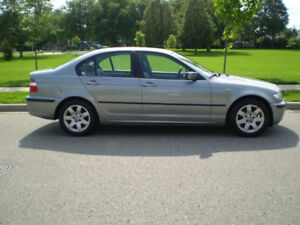 2003 BMW 3 SERIES SEDAN......clean and  reliable vehicle!!!!