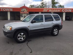 03 Mazda Tribute As-Is