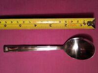 U S Airways s/s large spoon
