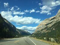 Driving kamloops to whistler -Sunday 13th