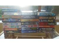 James Patterson paperbacks
