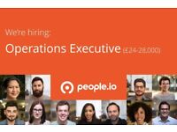 Operations Executive at London tech startup (administrative, admin, ops, assistant, PA)