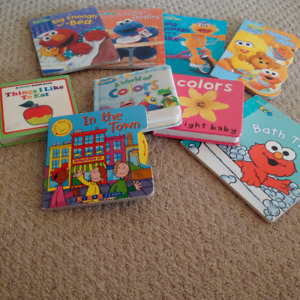 "Great ""learning"" books for babies/toddlers"