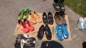 Basketball and Other shoes