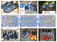 boys shoes size 2 prices on picture inc new clarks school shoes