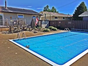 3 + 1-br home with pool in Edgewater Park - $1875.00