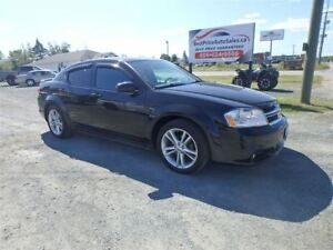 2014 Dodge Avenger SXT! HEATED SEATS! CERTIFIED!