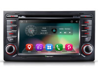 Eonon GA7158 Audi A4/S4/RS4 and Seat Exeo Android 6.0 Marshmallow 7″ Multimedia Car GPS
