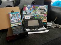 Boxed Nintendo Wii U console