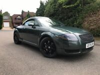 AUDI TT 250 BHP - REVO REMAP - TWIN SPORTS EXHAUST- CARBON REAR DIFFUSER - STAINLESSS DOWNPIPE