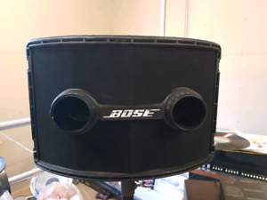 Bose 802 speakers with 802-C controller