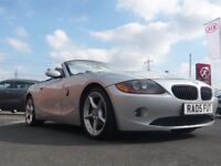 BMW Z4 2.5 - SERVICE HISTORY, MOT 2018, FANTASTIC CONDITION, PERFECT,RELIABLE SUMMER FUN!