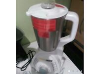 Kitchen accesories. Electric squeezers, electric toaster, mixer and robot