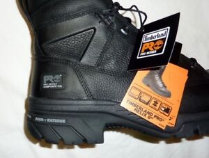 Timberland Pro Helix Waterproof  Safety Toe Work Boots for Men