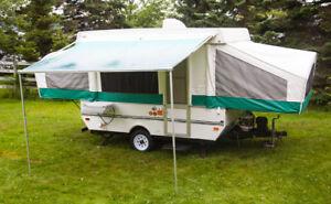 Rent Our Camper: Viking Popup