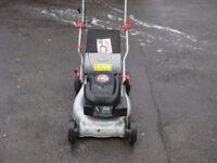 Wolf GT20SP 20inch petrol self propelled lawnmower