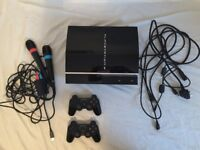 VGC Sony PS3 Console - FOR SALE - with 22 popular games - BRIDPORT - DORSET