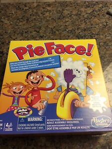 Pie Face Game - New in Box!!!