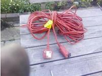 extra long flymo lead- 10mtrs +
